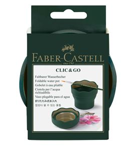 Faber-Castell - Water cup CLIC&GO Art & Graphic