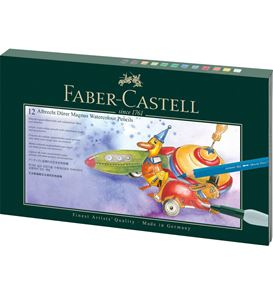 Faber-Castell - Albrecht Dürer Magnus watercolour pencil, gift set 15 pieces