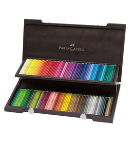 Faber-Castell - Watercolour pencil Albrecht Dürer wood case of 120