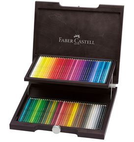 Faber-Castell - Albrecht Dürer watercolour pencil, wooden case of 72