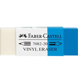 Faber-Castell - Eraser Phathalate-free for ink + pencil