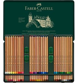 Faber-Castell - Colour pencil Pitt Pastel tin of 60