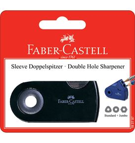 Faber-Castell - Double hole sharpener